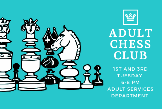 Adult Chess Club @ Adult Services Department