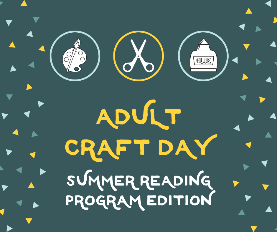 Adult Craft Day Online