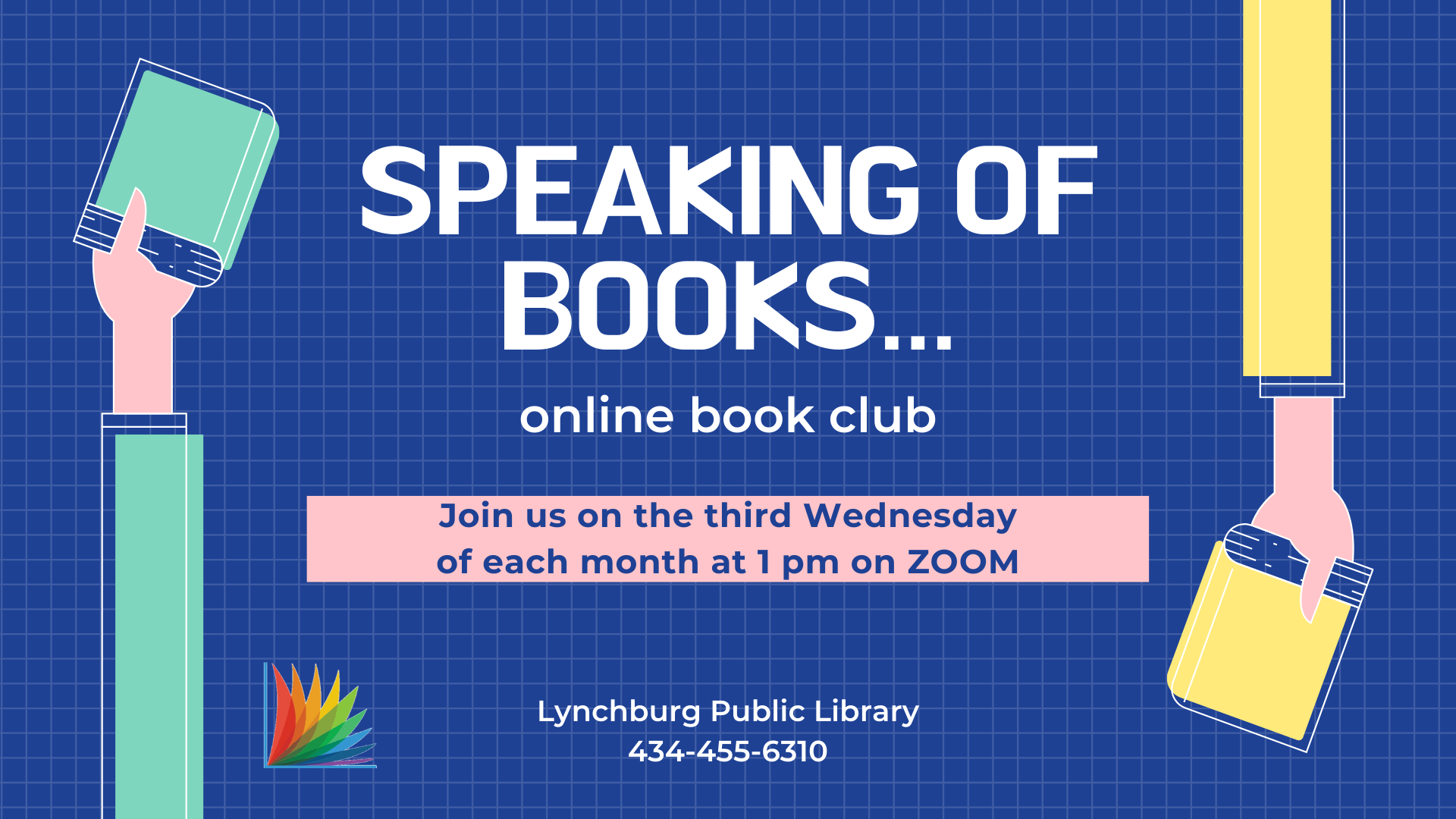 Speaking of Books Online Book Club