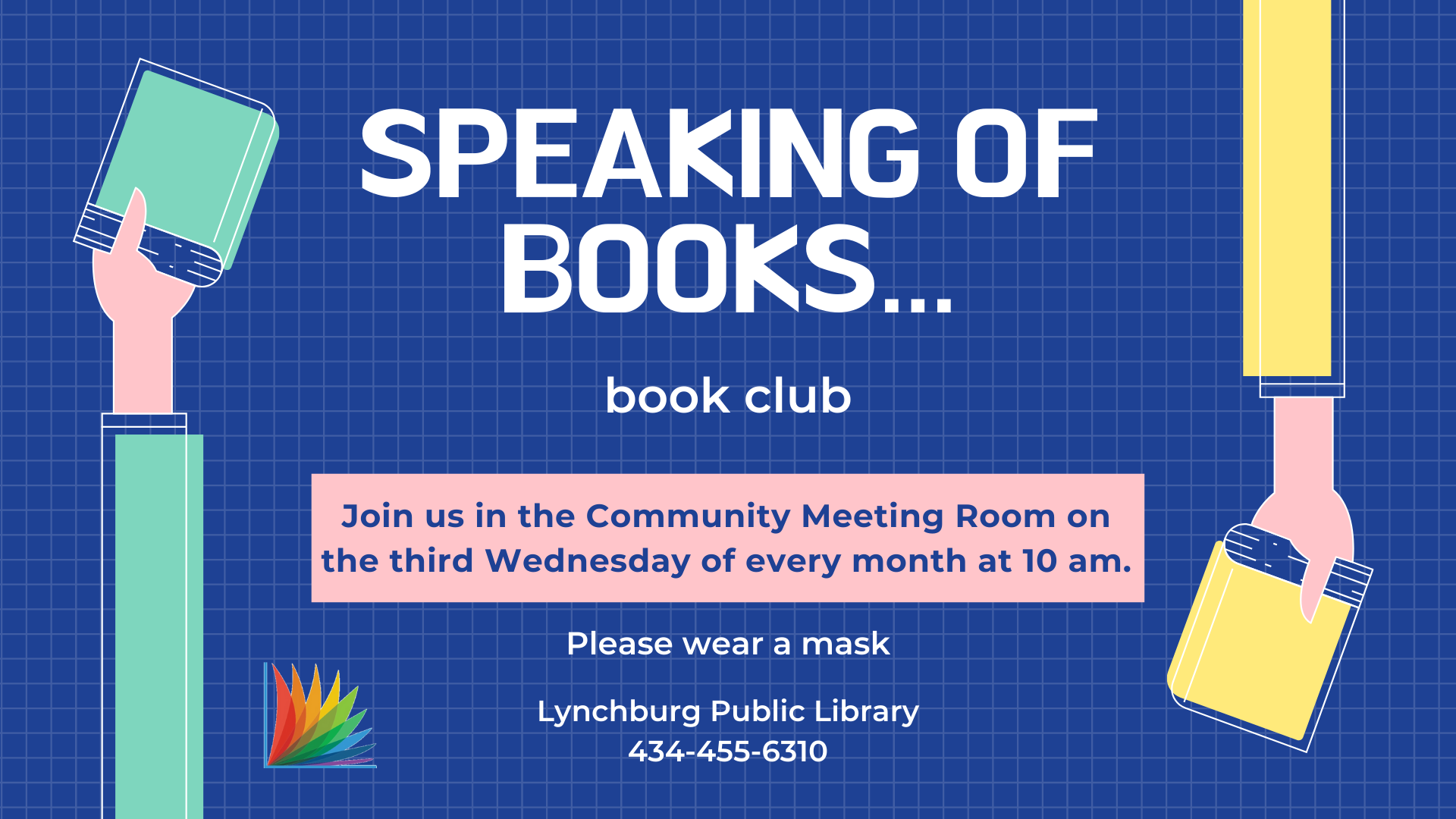 Speaking of Books Book Club