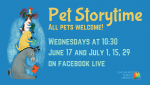Pet Storytime