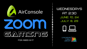 Zoom Gaming (Air Console)