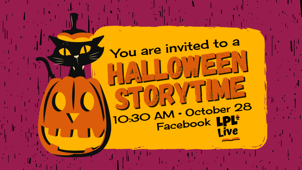 Halloween Storytime (available until Nov. 4)