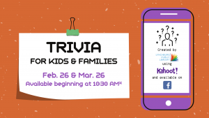 Trivia for Kids & Families