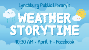 Weather Storytime
